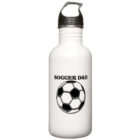 Soccer Dad Stainless Water Bottle 1.0L