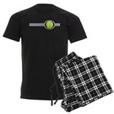 Tennis Men's Dark Pajamas