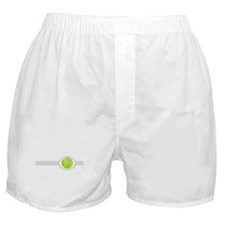Three Stripes Tennis Ball Boxer Shorts