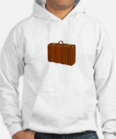 explore life old suitcase vacation tee Hoodie