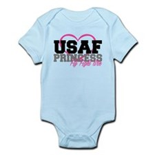 USAF PRINCESS Infant Bodysuit