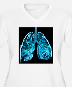 Lungs, artwork - T-Shirt