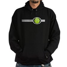 Three Stripes Tennis Ball Hoodie