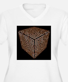 Maze, artwork - T-Shirt