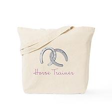 Horse Trainer Tote Bag