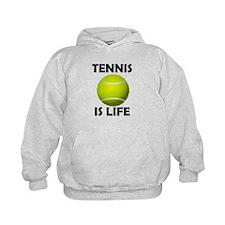 Tennis Is Life Hoodie