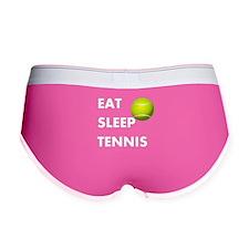Eat Sleep Tennis Women's Boy Brief