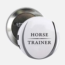 "Horse Trainer 2.25"" Button"