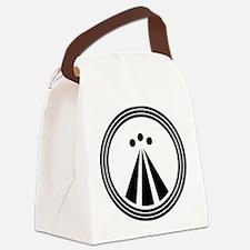 Druid Design Canvas Lunch Bag