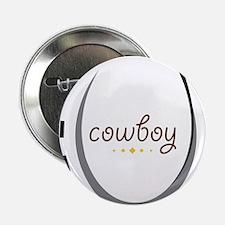 """Cowboy 2.25"""" Button"""
