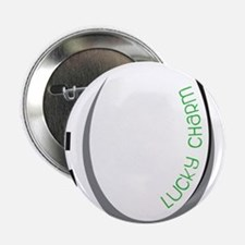 "Lucky Charm 2.25"" Button"