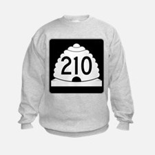 Powder Highway - Utah 210 Alta Snowbird Sweatshirt