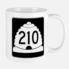 Powder Highway - Utah 210 Alta Snowbird Mug