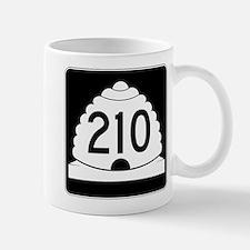 Powder Highway - Utah 210 Alta Snowbird Small Small Mug