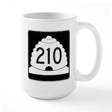 Powder Highway - Utah 210 Alta Snowbird Mug