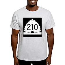 Powder Highway - Utah 210 Alta Snowbird T-Shirt