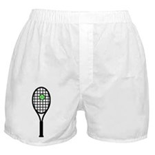 Tennis Racket With Ball Boxer Shorts