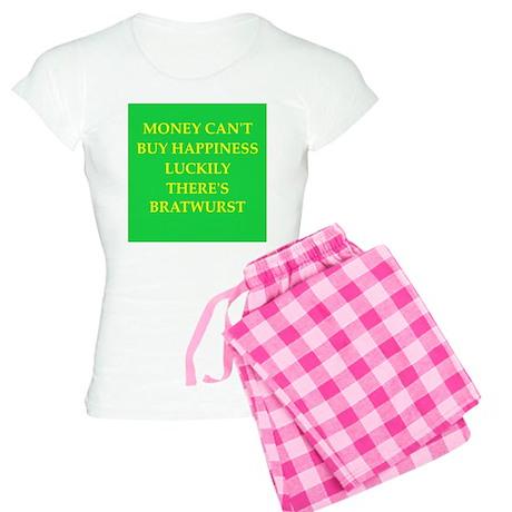 bratwurst Women's Light Pajamas