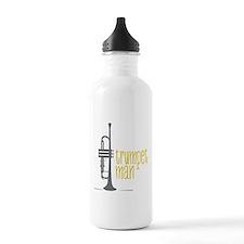 Trumpet Man Sports Water Bottle