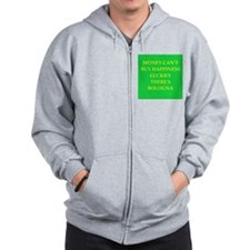 bologna Zip Hoodie