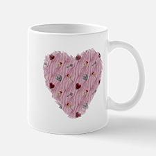 Valentine Key to My Heart Mug