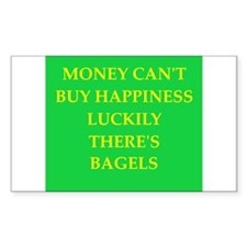 bagel Decal