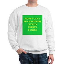bagel Sweatshirt