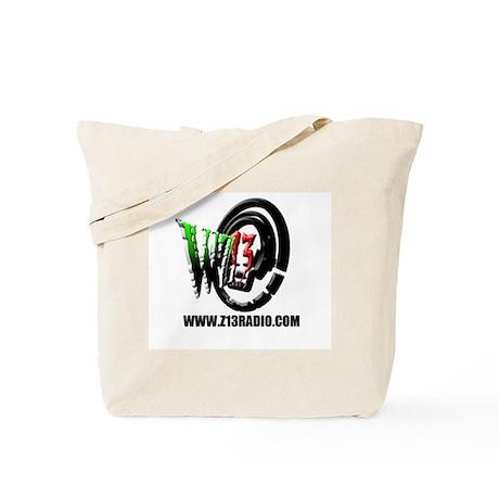 Station Logo Tote Bag
