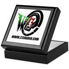 Station Logo Keepsake Box