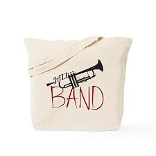 Jazz Band Tote Bag