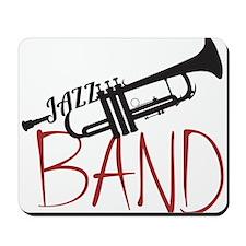 Jazz Band Mousepad