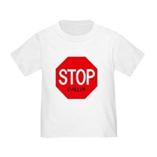 Stop Dallin T