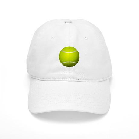 Fuzzy Tennis Ball Cap