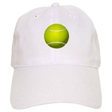 Fuzzy Tennis Ball Cap