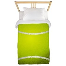 Fuzzy Tennis Ball Twin Duvet