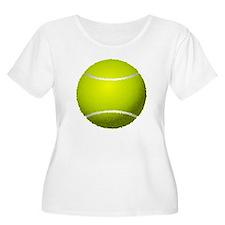 Fuzzy Tennis Ball T-Shirt