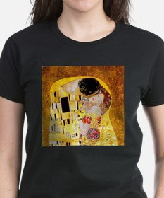 The Kiss by Klimt Tee