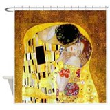 Art nouveau shower curtains Shower Curtains