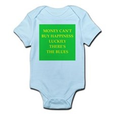 blues Infant Bodysuit