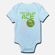 The Call Me Ace Infant Bodysuit