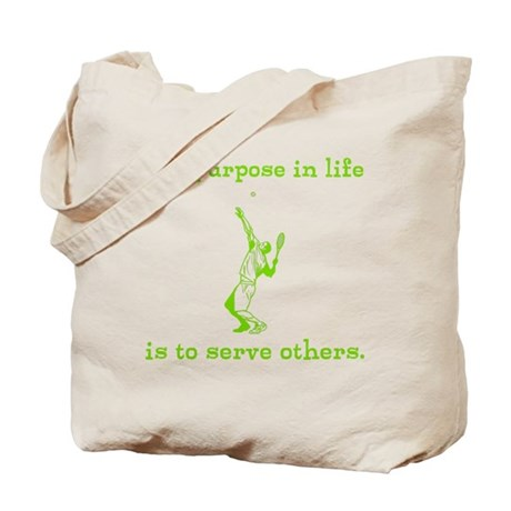My Purpose In Life Tote Bag