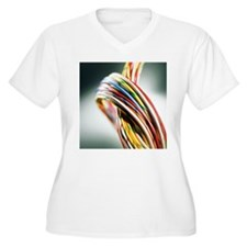 Computer cables - T-Shirt