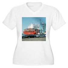 Container ship - T-Shirt
