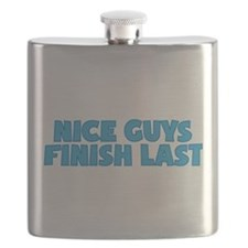 Nice Guys Finish Last Flask