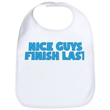 Nice Guys Finish Last Bib