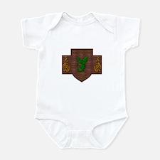 Green Dragon Pub Infant Bodysuit