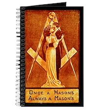 Masons Valentine Anniversary Wedding Journal