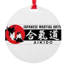 Aikido 2 Ornament