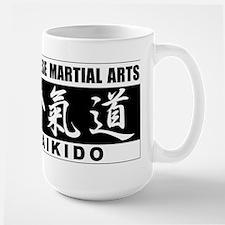 Aikido 2 Large Mug