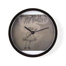 My Fault? Wall Clock